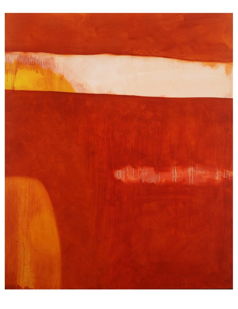 Red Iron Oxide: Homage to David Park