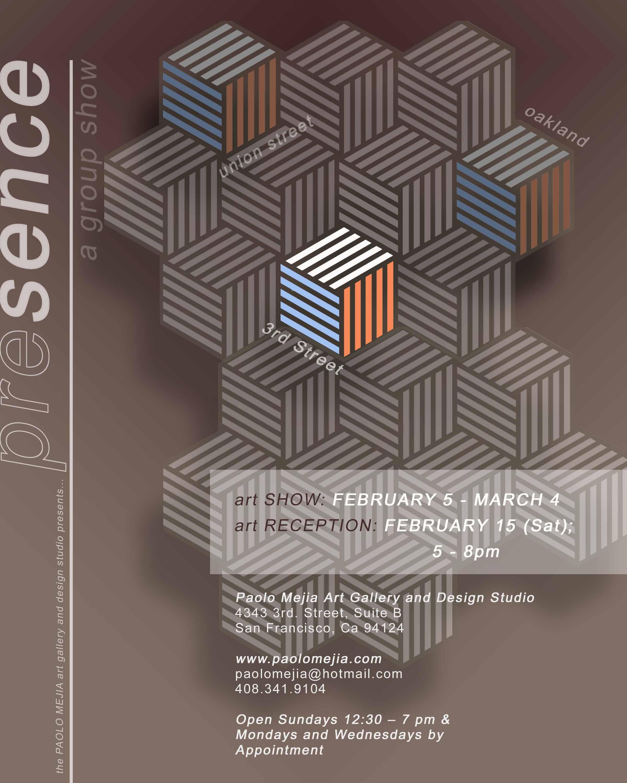 presence-flyer